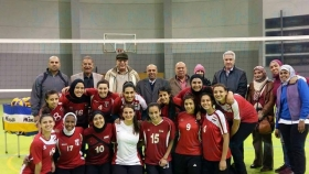 Egypt in peak preparation for the Women's African Olympic Qualification
