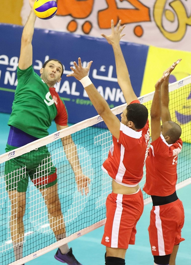 Egypt to take on Tunisia in a classic Men's African Championship final