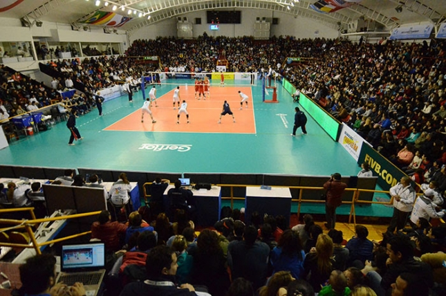 FIVB Boys' U19 World Championship - Full throttle start in Argentina