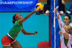 SECOND DAY OF PLAY: THE TRIUMPH OF THE LIONESSES OF CAMEROON OVER THE LIONESSES OF ATLAS