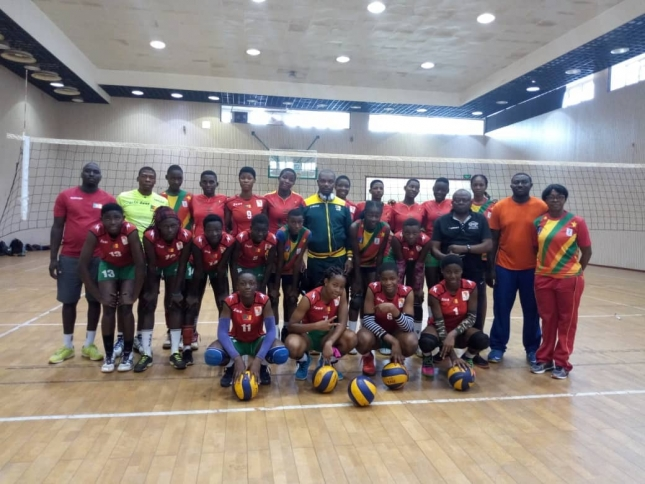 U-17 World Championship: Lioness babies start the second phase of the camp