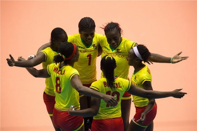 THIRD DAY OF PLAY: CAMEROON LIONESSES MAKE IT TO THE SEMIS
