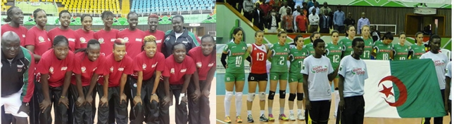KENYA AND ALGERIA SET TO REPEAT CLASSIC WOMEN'S AFRICAN CHAMPS FINAL
