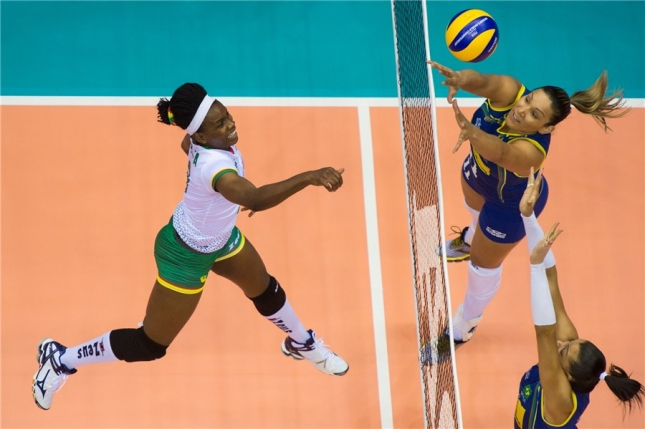 2015 WOMEN'S AFRICAN NATIONS CHAMPIONSHIP- DAY 2