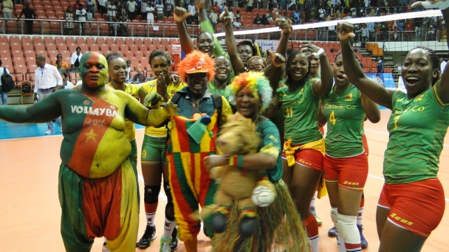 Cameroon upset Tunisia as Egypt and Algeria claimed first win at African Olympic Qualifier