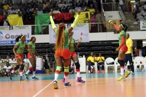 Semifinalists confirmed at Women's African Olympic Qualifier